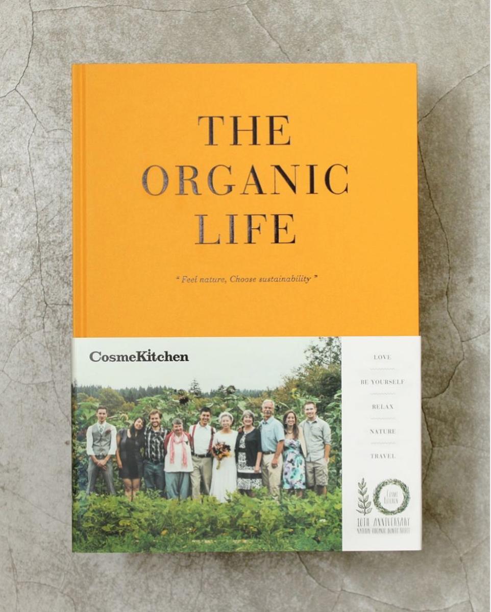 "CosmeKitchen ""THE ORGANIC LIFE"" vol.1"