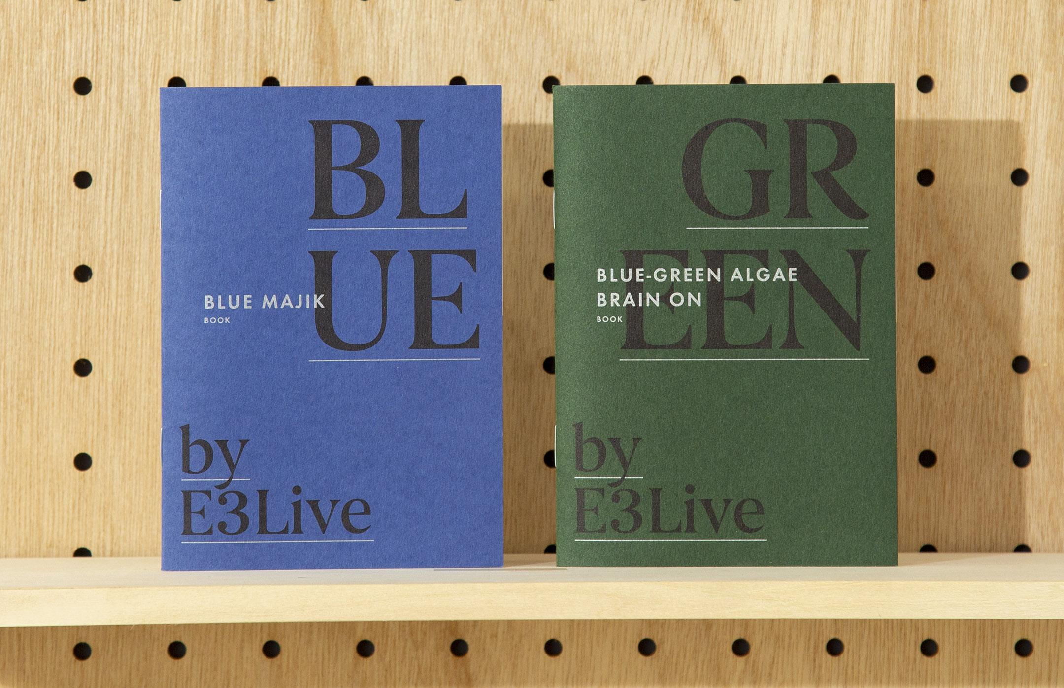 BLUE MAJIK by E3Live