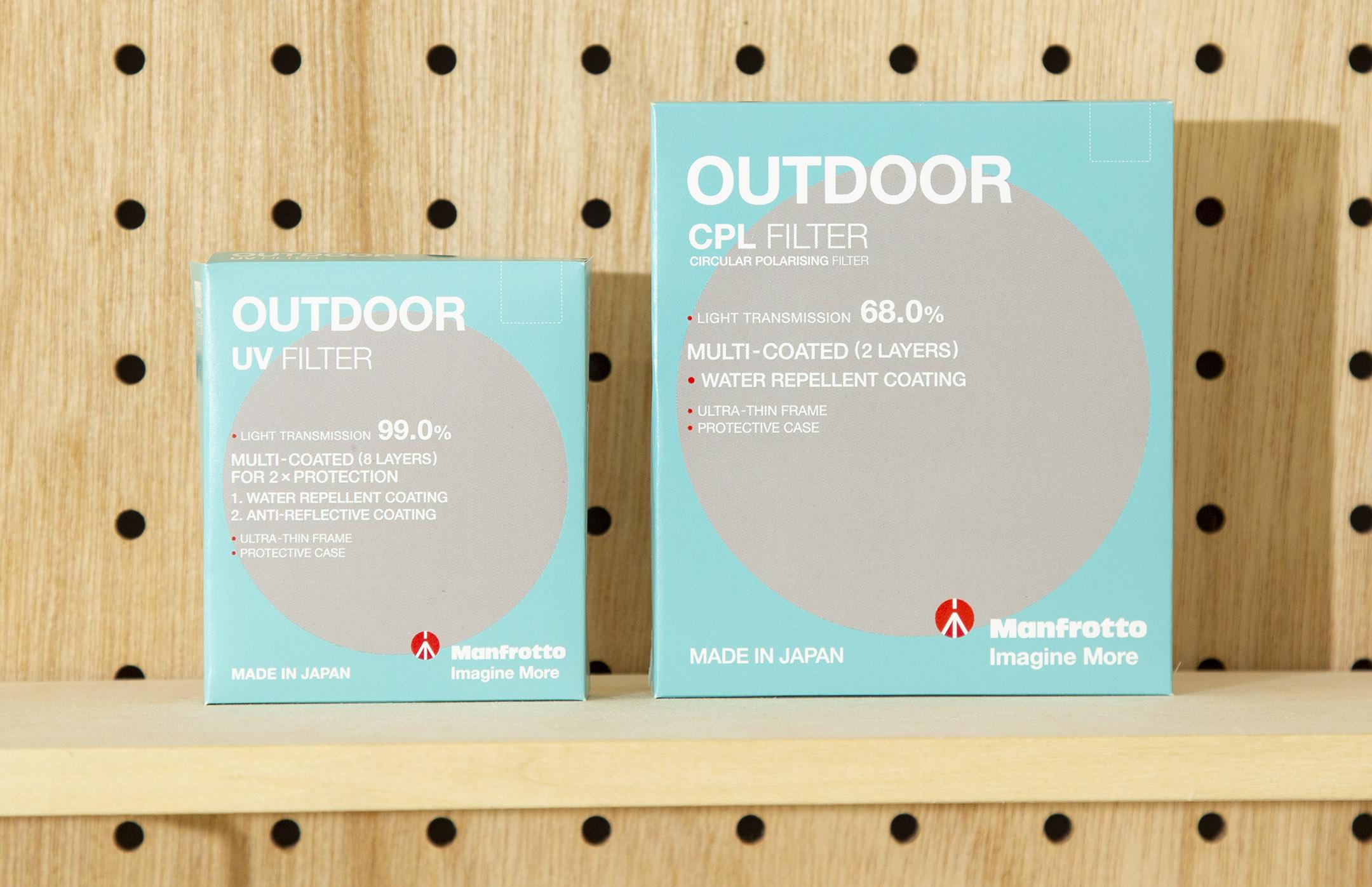 soda design Manfrotto Australia Lensfilter