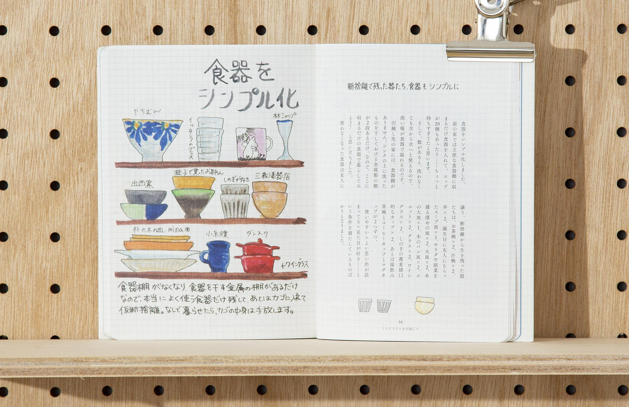 soda design ミニマリスト日和 おふみ
