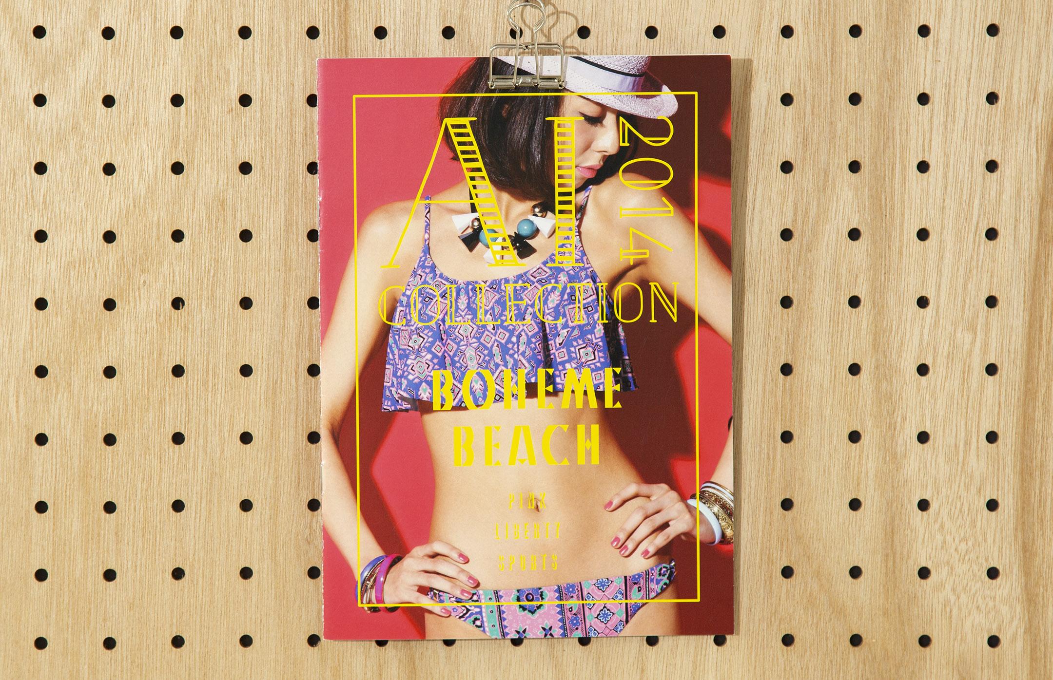 """AI 2014 COLLECTION  """"BOHEME BEACH"""""""