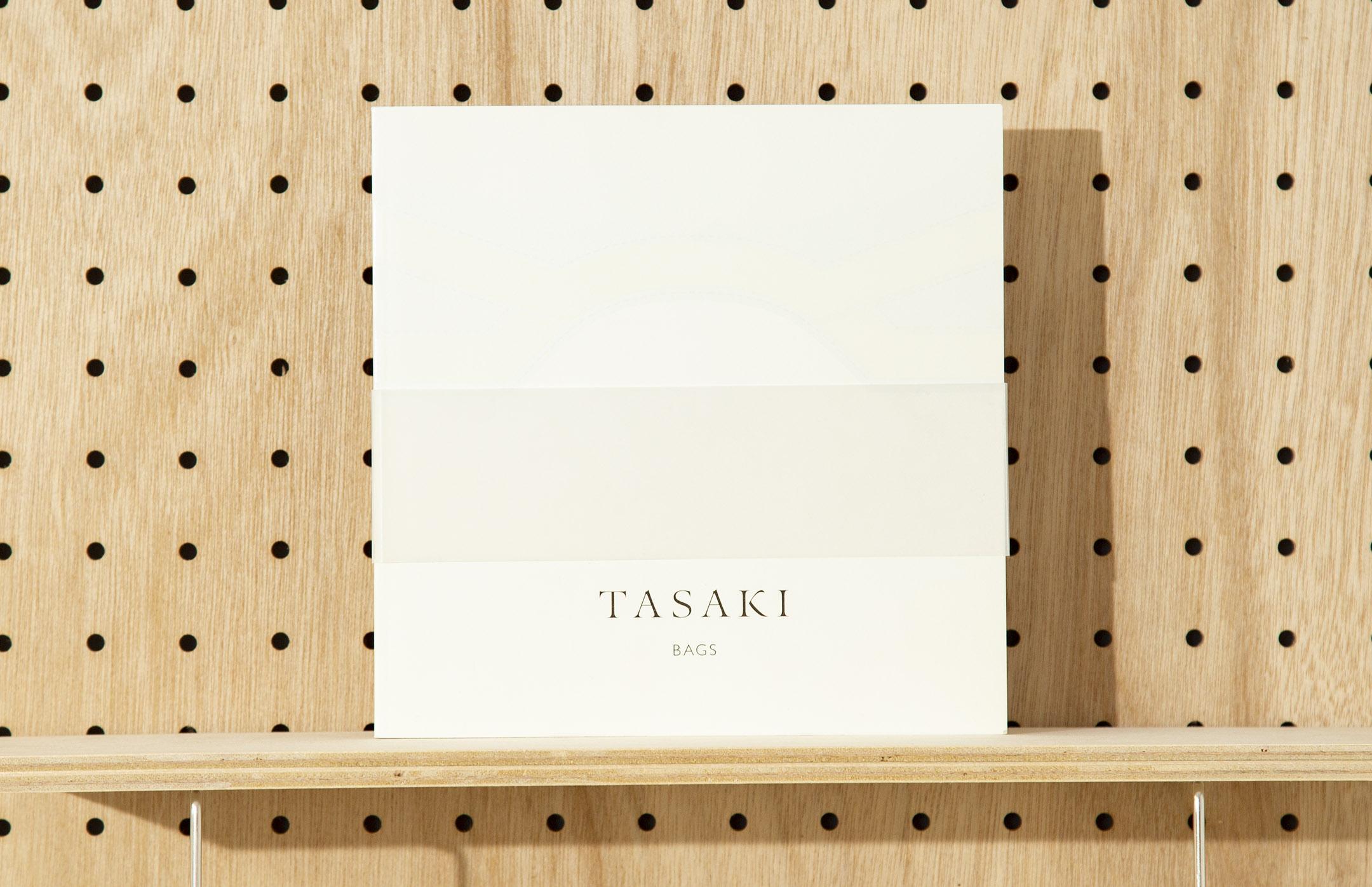 soda design TASAKI BAGS