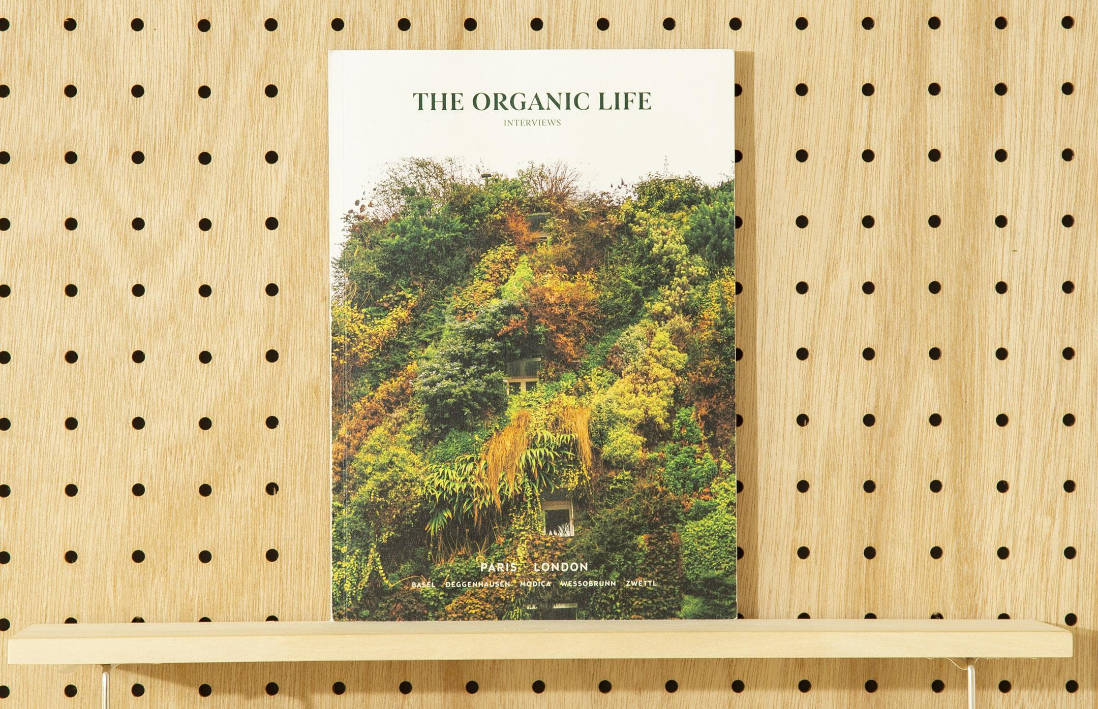 THE ORGANIC LIFE  INTERVIEWS